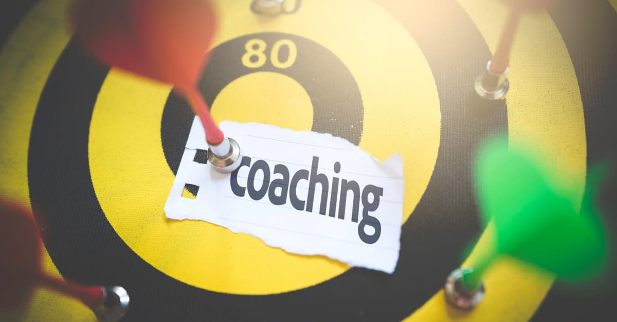 Coaching label and target